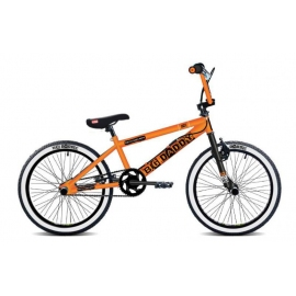 "BMX BIG DADDY 20"" orange/noir 2017"