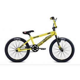 "BMX BIG DADDY 18"" jaune 2017"