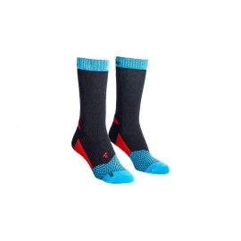 Chaussette Cube ACTION blue´n´flashred´n´black 2017
