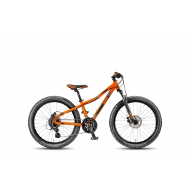 Vélo enfant KTM WILD SPEED 24.24 DISC 2018