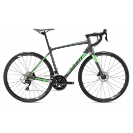 Vélo de route Giant Sport Contend SL 1 Disc Printemps 2019