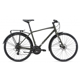 Vélo de route Giant Loisirs Escape 2 City Disc 2018