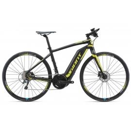 Vélo de route à assistance électrique Giant FastRoad E+ 2018