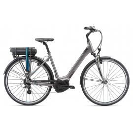 Vélo de ville à assistance électrique Giant Entour E+2 LDS 2018