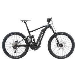 VTT à assistance électrique Giant Full E+ 2 noir/gris/blanc 2018