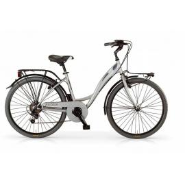 """Vélo fille AGORA 26"""" gris 2018"""