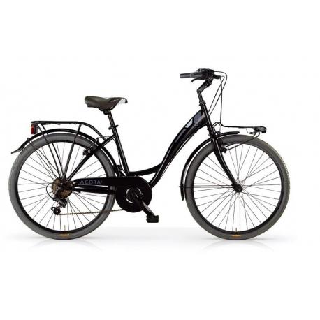 """Vélo fille AGORA 26"""" noir 2018"""