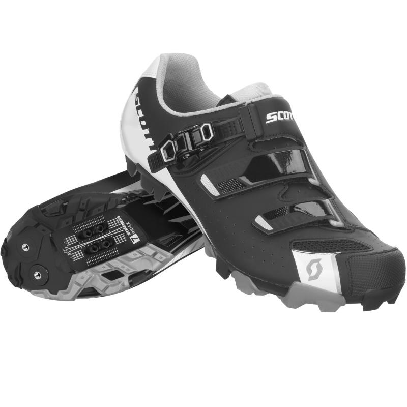 Scott MTB Pro pour femme chaussures pour le Cyclisme-Noir