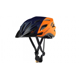 Casque KTM Factory Line orange/bleu 2018
