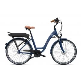 Vélo à assistance électrique O2Feel Vog N7 28 Bleu 374Wh 2018