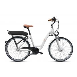 Vélo à assistance électrique O2Feel Vog N7 28 Blanc 374Wh 2018