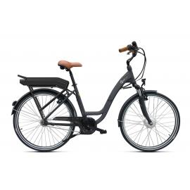 Vélo à assistance électrique O2Feel Vog N7 28 Gris 374Wh 2018