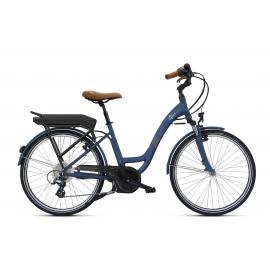 Vélo à assistance électrique O2Feel Vog D8C 26 Bleu 374Wh 2018
