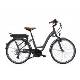 Vélo à assistance électrique O2Feel Vog D8C 26 Gris 374Wh 2018