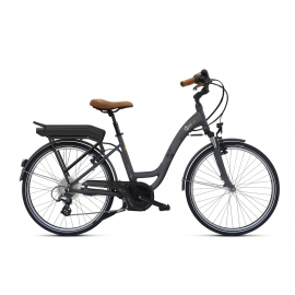 Vélo à assistance électrique O2Feel Vog D8C 28 47 Gris 374Wh 2018