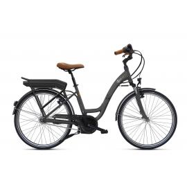 Vélo à assistance électrique O2Feel Vog N7C 26 Gris 374Wh 2018