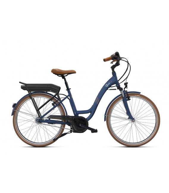 Vélo à assistance électrique O2Feel Vog N7C 26 Bleu 504Wh 2018