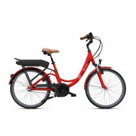 Vélo à assistance électrique O2Feel Valdo N3C Rouge 504Wh 2018