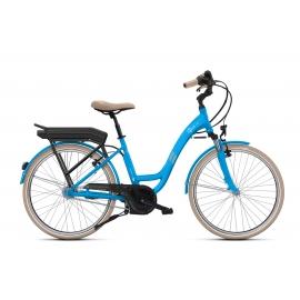 Vélo à assistance électrique O2Feel Vog N7C 26 skyblue 374Wh limited 2018