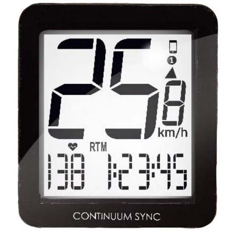 Compteur Giant CONTINUUM SYNC 2018