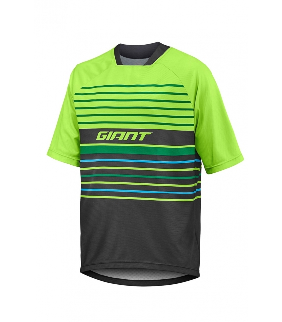 Maillot manches courtes Giant TRANSFER 2018