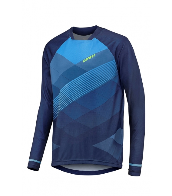 Maillot manches longues Giant TRANSFER 2018