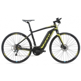 Vélo de route à assistance électrique Giant FASTROAD E+ S5 Sport 2018