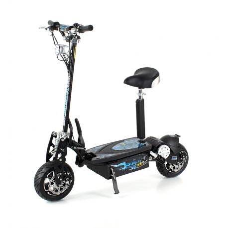 Trottinette électrique SXT 1000 Turbo noir Lithium LiFePo4 36V/20Ah 2018