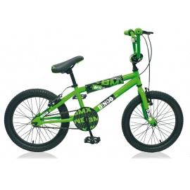 """BMX enfant DINGO 16"""" vert 2018"""