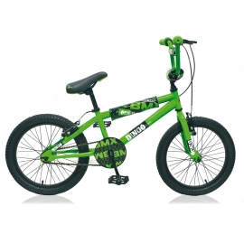 """BMX enfant DINGO 18"""" vert 2018"""
