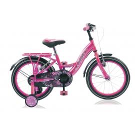 """Vélo fille MICKEYBIKE 12"""" fuchsia 2018"""