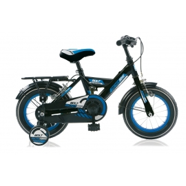"Vélo garçon MICKEYBIKE 16"" noir/bleu 2018"