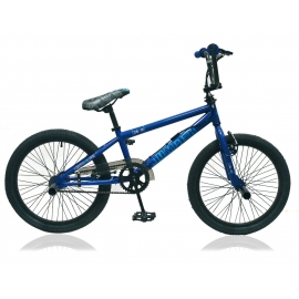 "BMX freestyle JUMPER 20"" bleu 2018"