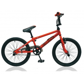 "BMX freestyle JUMPER 20"" orange 2018"