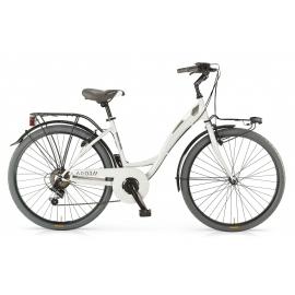 """Vélo fille AGORA 26"""" blanc 2018"""