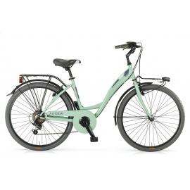"""Vélo fille AGORA 26"""" vert 2018"""