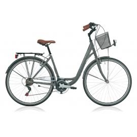"""Vélo de ville CENTRAL PARK 28"""" 6 vit. dame noir 2018"""