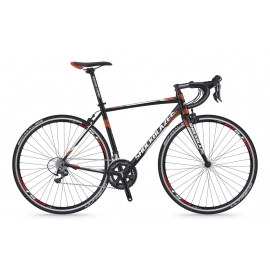 "Vélo de course Shockblaze S7 PRO 28"" noir/orange 2018"