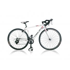 "Vélo cyclocross FIELD 28"" blanc 2018"