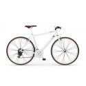 "Vélo cyclocross LIFE 28"" blanc 2018"