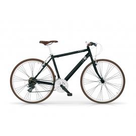 """Vélo cyclocross LIFE 28"""" noir 2018"""