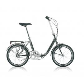 "Vélo pliant DAX NEXUS 3 20"" gris 2018"