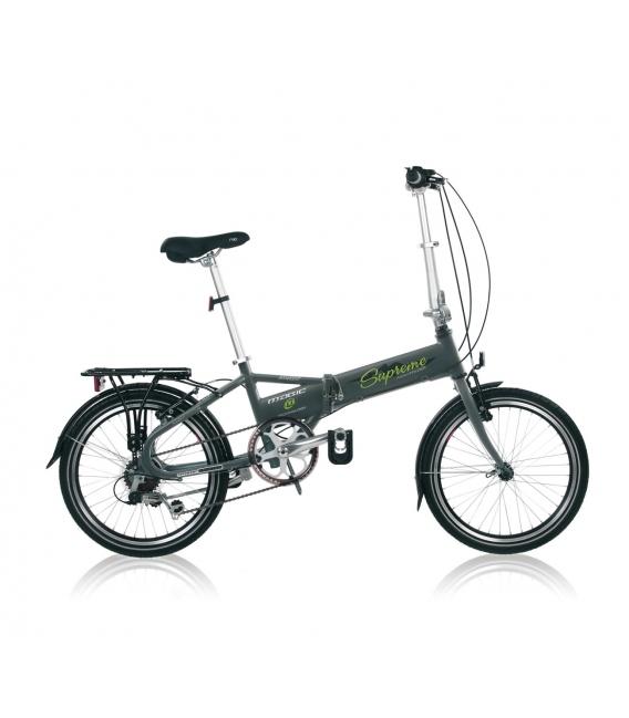 "Vélo pliant SUPREME 6V 20"" ALU anthracite 2018"