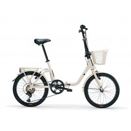 "Vélo pliant KANGAROO 6V 20"" sable 2018"