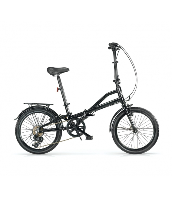 """Vélo pliant METRO 6V 20"""" noir 2018"""