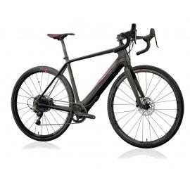 """Vélo de route à assistance électrique Lombardo eMUGELLO ROAD 28"""" - 252 Wh 2018"""