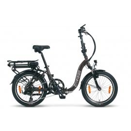 """Vélo pliant à assistance électrique E-Vision PURE 20"""" - 468 Wh 2018"""