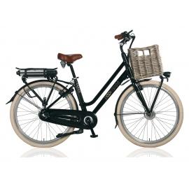 """Vélo à assistance électrique E-Vision CARGO 28"""" dame - 468 Wh 2018"""