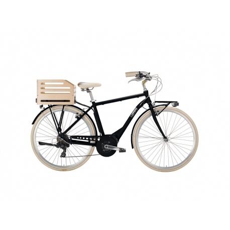 """Vélo à assistance électrique eAPOSTROPHE 28"""" homme - 418 Wh noir 2018"""