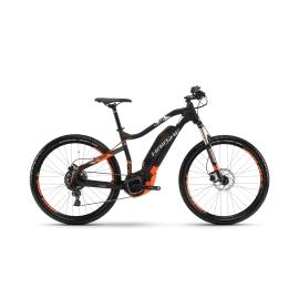 VTT à assistance électrique Haibike SDURO HardSeven 2.0 noir/orange/argent 2018